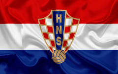 Croatia national football team emblem logo flag Europe flag of