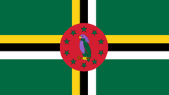 Dominica Flag UHD 4K Wallpapers