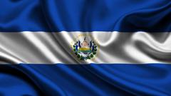 wallpapers Salvador Atlas flag el salvador desktop