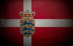 Wallpapers Denmark flag coat of arms image for desktop section
