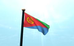 Eritrea Flag 3D Wallpapers APK latest version app for