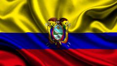 Wallpapers Ecuador Flag Stripes