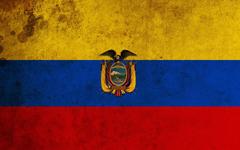 Flag Of Ecuador HD Wallpapers