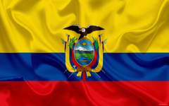 wallpapers Ecuadorian flag Ecuador South America flag of