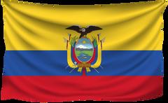 Flag Ecuador The National