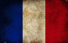 Stylish France flag HD wallpapers