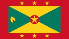 Grenada Flag UHD 4K Wallpapers