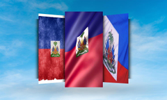 Haiti Flag Wallpapers for Android