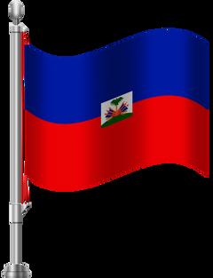 Haitian Flag Transparent PNG Clipart