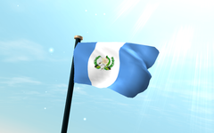 Guatemala Flag 3D APK latest version app for android