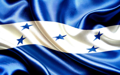 Flag of Honduras wallpapers