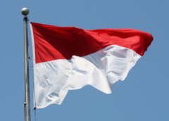 Country Flag Meaning Indonesia Flag Pictures