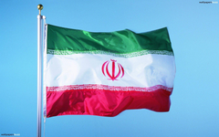 The traditional flag of Iran HD Wallpapers