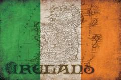 Image For Irish American Flag Wallpapers