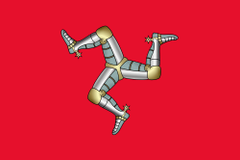 Isle of Man Countries Flag Picture
