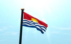 Kiribati Flag 3D for Android