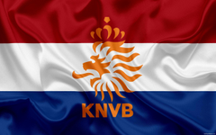 wallpapers Netherlands national football team emblem logo