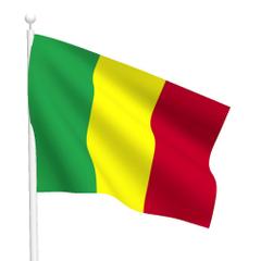 Graafix Mali flags of Malian