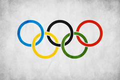 olympic games flag rings HD wallpapers