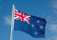 New Zealand Nation Flag Photos
