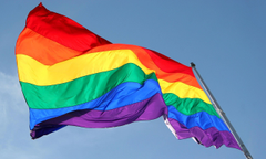 Julie Naggar Rainbow Flag High Quality Wallpapers
