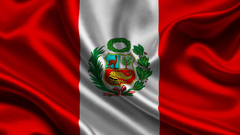 Peru Flag Wallpapers for Android