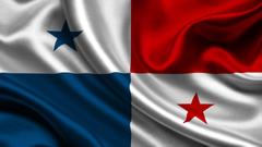 Panama Flag hd Image Wallpapers