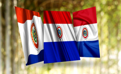 Paraguay Countries Flag Wallpapers
