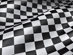Checkered Flag Wallpapers Border