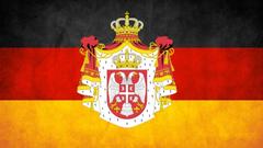 Flags german serbian wallpapers