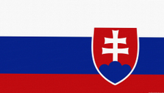 slovakia flag symbols full hd wallpapers