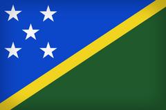 Solomon Islands Large Flag