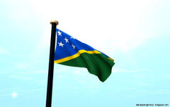 Solomon Islands Countries Flag Wallpapers