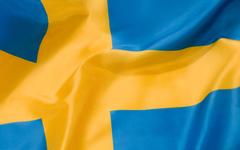 Flag Of Sweden Bakgrund and Bakgrund