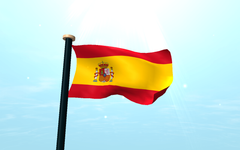 Spain Flag 3D Live Wallpapers App Ranking and Store Data