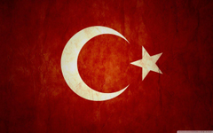 Turkish flag HD desktop wallpapers Widescreen High Definition