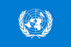 Picture United Nations Flag