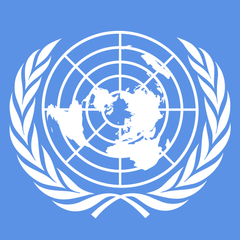 united nations image The UN Flag