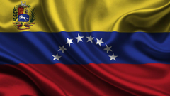 Photos Venezuela Flag Stripes