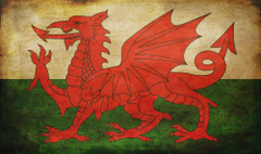 Welsh Flag Wallpapers