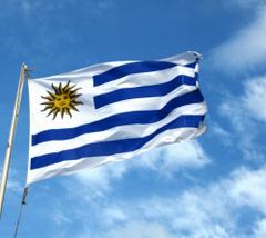 Graafix Flag of Uruguay