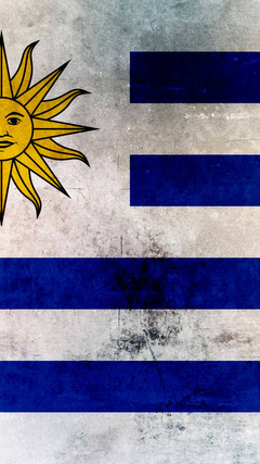 Flag of Uruguay Wallpapers by monico7