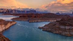Glen Canyon Lake Powell Arizona Wallpapers HD Desktop