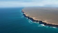 Oceans Amazing View Blue Ocean Panaroma Landscape Desktop