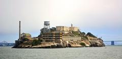 Alcatraz Island by NY
