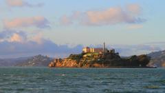 Alcatraz Island Wallpapers