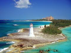 Paradise Island Nassau Bahamas Wallpapers