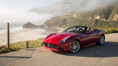 Ferrari California Wallpapers and Backgrounds Image