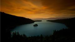 Evening Lake Tahoe California Wallpapers