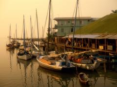 Misty Harbor Belize wallpapers